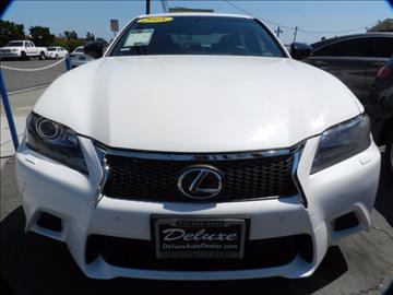 2015 Lexus GS 350 for sale in Midway City, CA