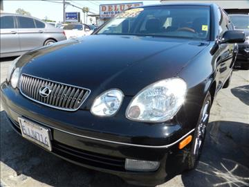 2005 Lexus GS 430 for sale in Midway City, CA