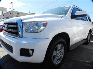 2013 Toyota Sequoia for sale in Midway City, CA