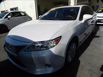 2014 Lexus ES 300h for sale in Midway City, CA
