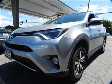 2016 Toyota RAV4 for sale in Midway City, CA