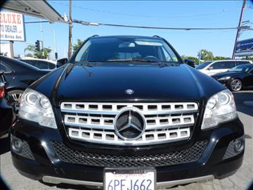 2011 Mercedes-Benz M-Class for sale in Midway City, CA