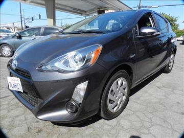 2015 Toyota Prius c for sale in Midway City, CA