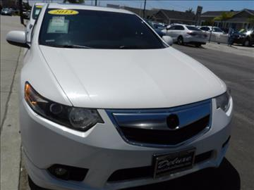 2013 Acura TSX for sale in Midway City, CA