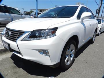 2015 Lexus RX 350 for sale in Midway City, CA