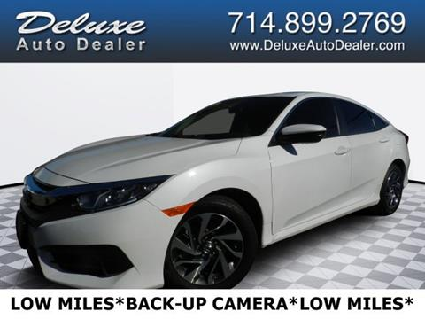 2018 Honda Civic for sale in Midway City, CA