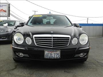 Mercedes benz e class for sale midway city ca for Low price mercedes benz