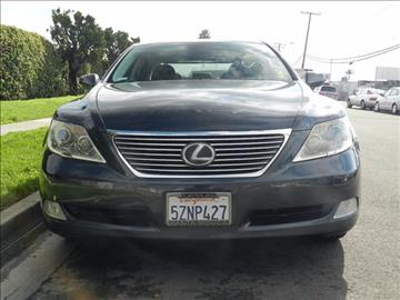 2007 Lexus LS 460 for sale in Midway City, CA