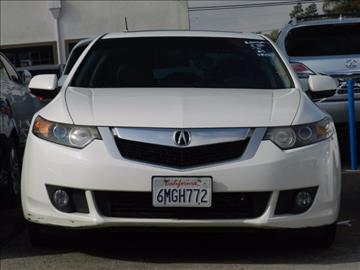 2010 Acura TSX for sale in Midway City, CA