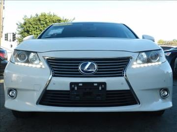 2015 Lexus ES 300h for sale in Midway City, CA