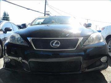 2010 Lexus IS 250C for sale in Midway City, CA