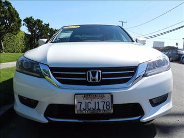 2015 Honda Accord for sale in Midway City, CA