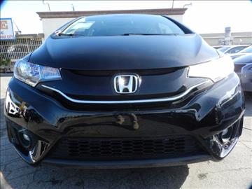 2017 Honda Fit for sale in Midway City, CA