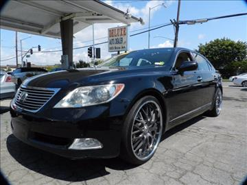 2008 Lexus LS 460 for sale in Midway City, CA