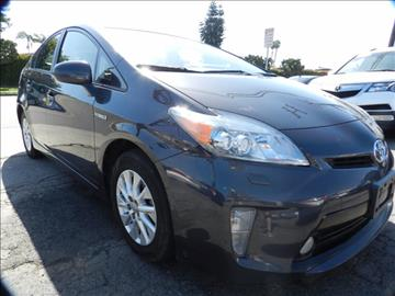 2014 Toyota Prius for sale in Midway City, CA