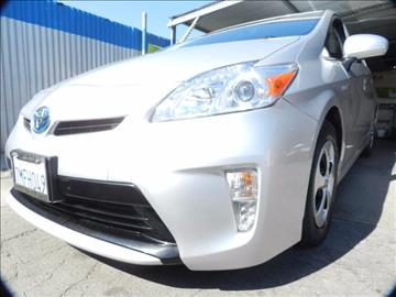 2015 Toyota Prius for sale in Midway City, CA