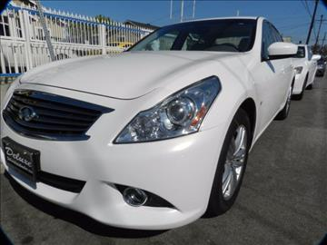 2015 Infiniti Q40 for sale in Midway City, CA