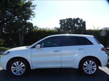 2010 Acura RDX for sale in Midway City, CA