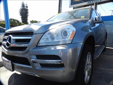 2012 Mercedes-Benz GL-Class for sale in Midway City, CA