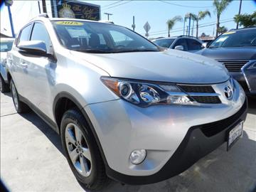 2015 Toyota RAV4 for sale in Midway City, CA