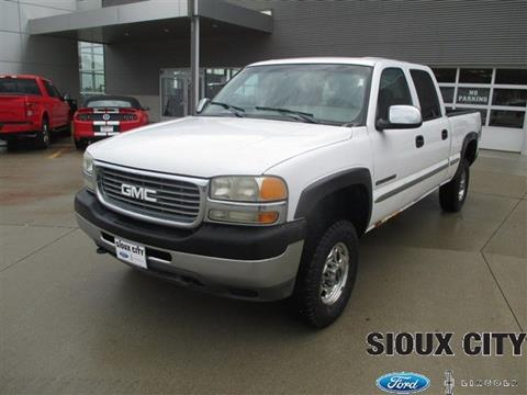 2001 GMC Sierra 2500HD for sale in Sioux City, IA