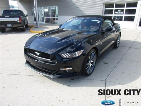 2017 Ford Mustang for sale in Sioux City, IA