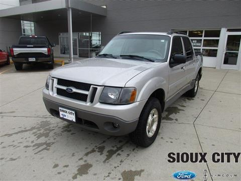 2003 Ford Explorer Sport Trac for sale in Sioux City, IA