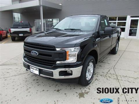 2018 Ford F-150 for sale in Sioux City, IA