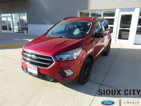 2018 Ford Escape for sale in Sioux City, IA