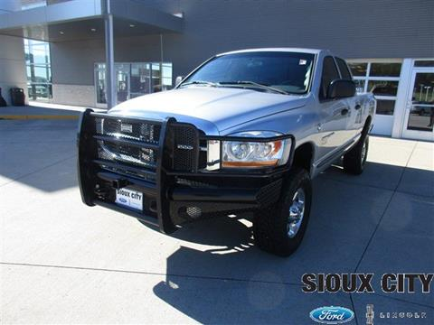 2006 Dodge Ram Pickup 2500 for sale in Sioux City, IA