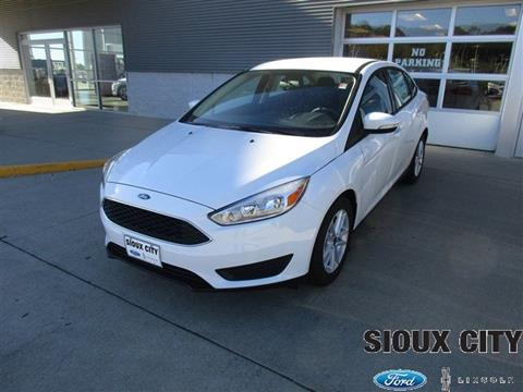 2017 Ford Focus for sale in Sioux City, IA