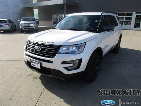 2017 Ford Explorer for sale in Sioux City, IA
