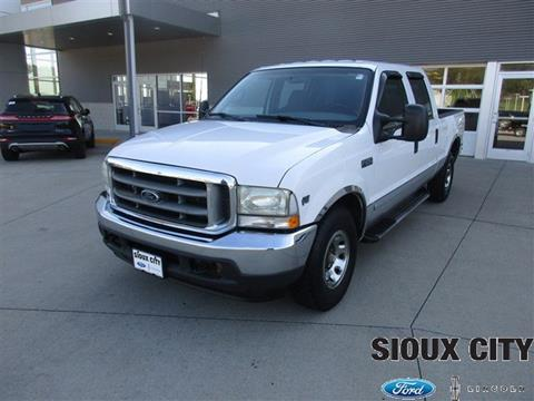 2002 Ford F-250 Super Duty for sale in Sioux City, IA