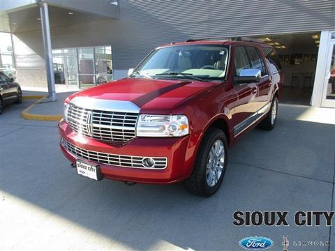 2013 Lincoln Navigator L for sale in Sioux City, IA