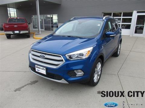New Ford Escape For Sale In Iowa