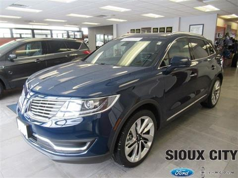 2018 Lincoln MKX for sale in Sioux City, IA