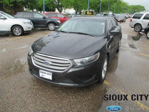 Sioux City Ford >> Used Ford Taurus For Sale In Sioux City Ia Carsforsale Com