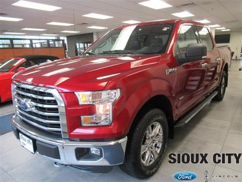 Sioux City Ford >> Used Ford F 150 For Sale In Sioux City Ia Carsforsale Com