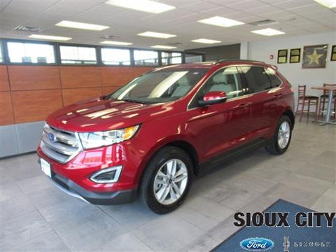 Sioux City Ford >> 2016 Ford Edge For Sale In Sioux City Ia
