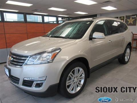 2015 Chevrolet Traverse for sale in Sioux City, IA