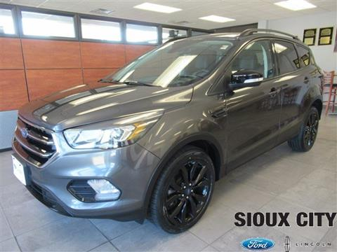 2017 Ford Escape for sale in Sioux City, IA