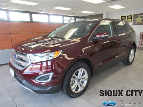 2017 Ford Edge for sale in Sioux City, IA