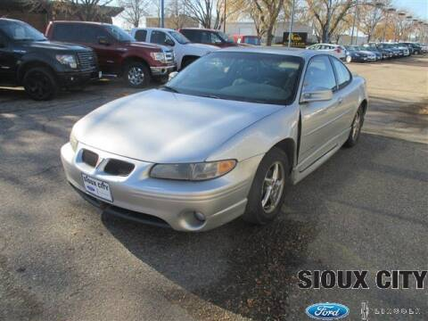 2001 Pontiac Grand Prix for sale in Sioux City, IA