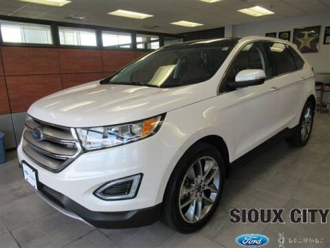 2016 Ford Edge for sale in Sioux City, IA