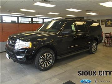 2017 Ford Expedition EL for sale in Sioux City, IA