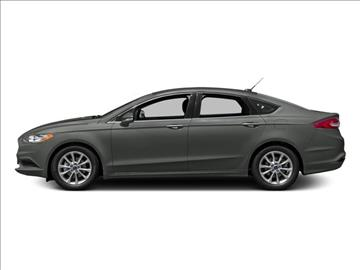 2017 Ford Fusion for sale in Sioux City, IA