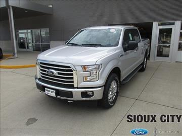 2017 Ford F-150 for sale in Sioux City, IA