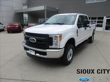 2017 Ford F-250 Super Duty for sale in Sioux City, IA