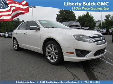 2011 Ford Fusion for sale in Matthews, NC