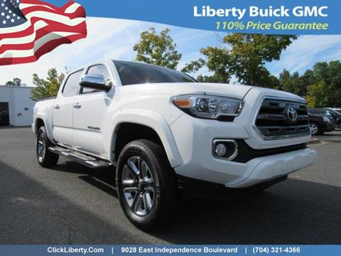 2016 Toyota Tacoma for sale in Matthews, NC